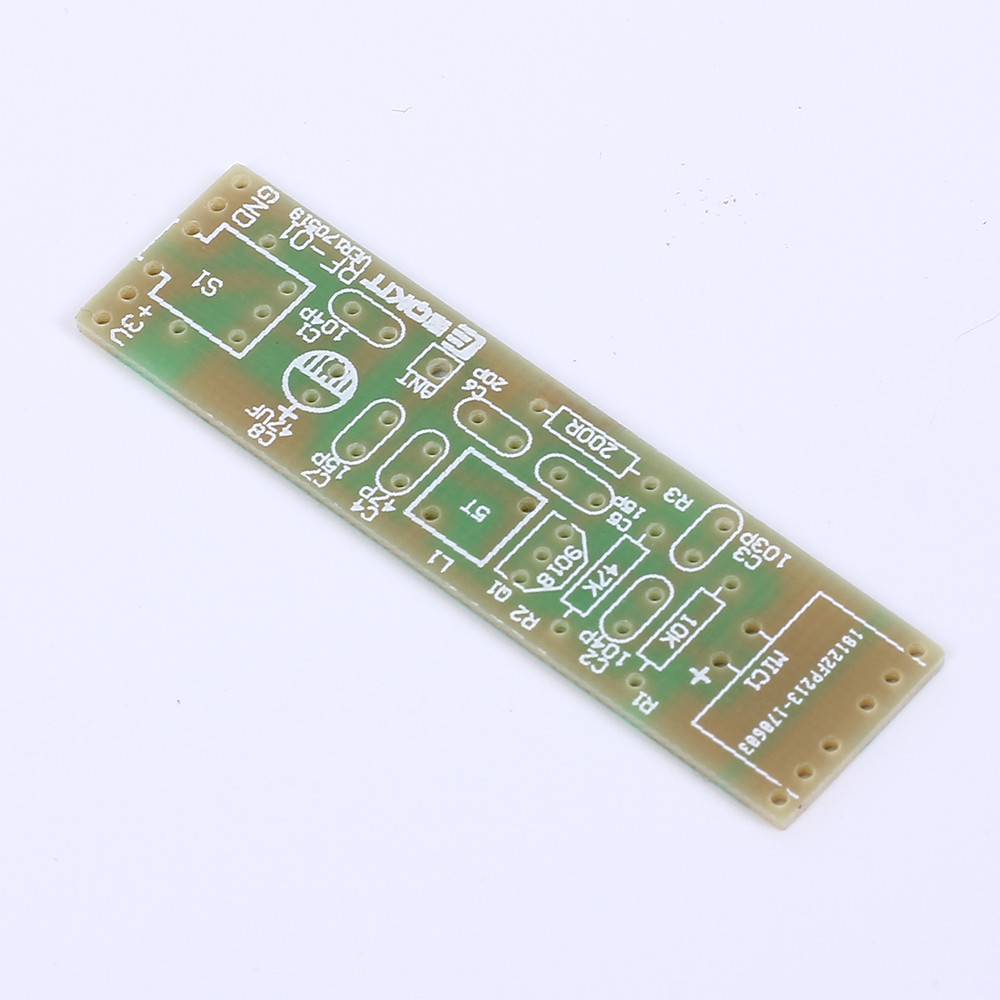 70 110mhz 15v Wireless Fm Transmitter Frequency Modulation Microphone Circuit Diy Kits