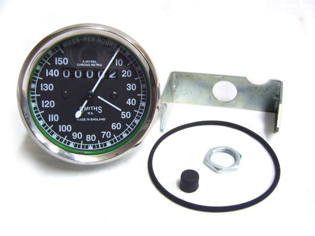 NEW DESIGN CLASSIC SMITHS SPEEDOMETER 0-150 M/HOUR, Cheapest
