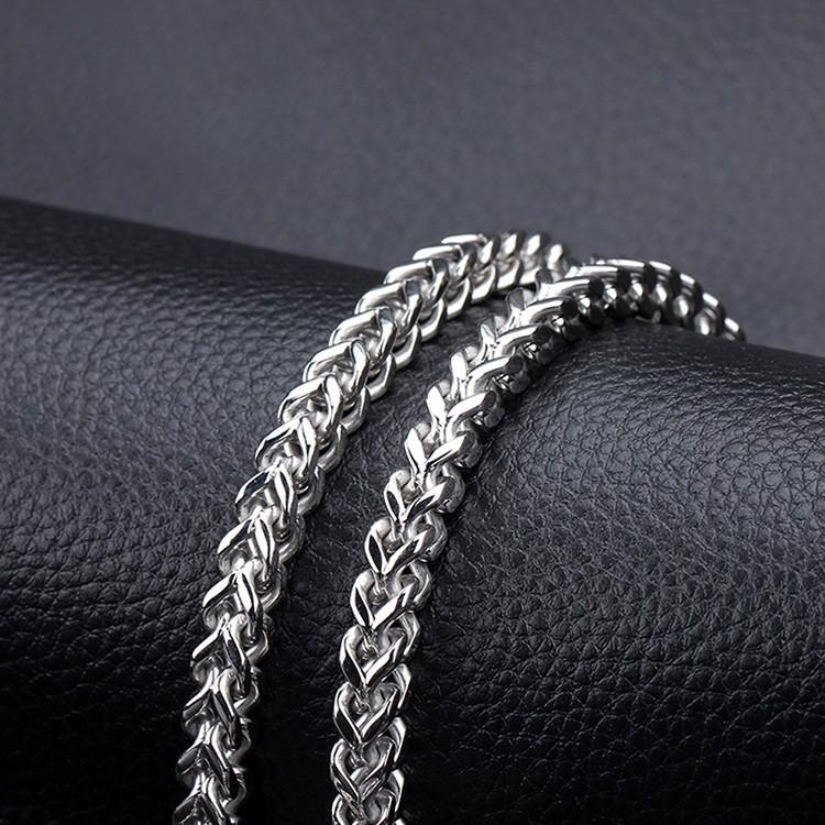 """Gold NCS122G Basic Strong Leash Heavy Biker Trucker Key Jean Wallet Chain 23/"""""""