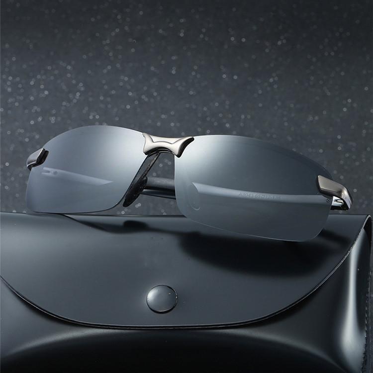 569e31f1b58ec Details about Men s Polarized Aviator Sunglasses Outdoor Driving Fishing  Sport Eyewear Fashion