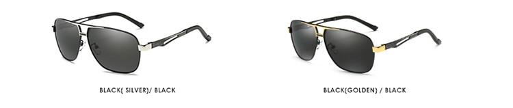 Style Men's Polarized Pilot Sunglasses Outdoor Driving Sun Glasses Sport Eyewear