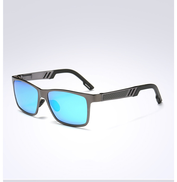 1ac32345e6 ... Men s Aluminium Polarized Colored Sunglasses Driving Outdoor Fishing Eye  16 ...