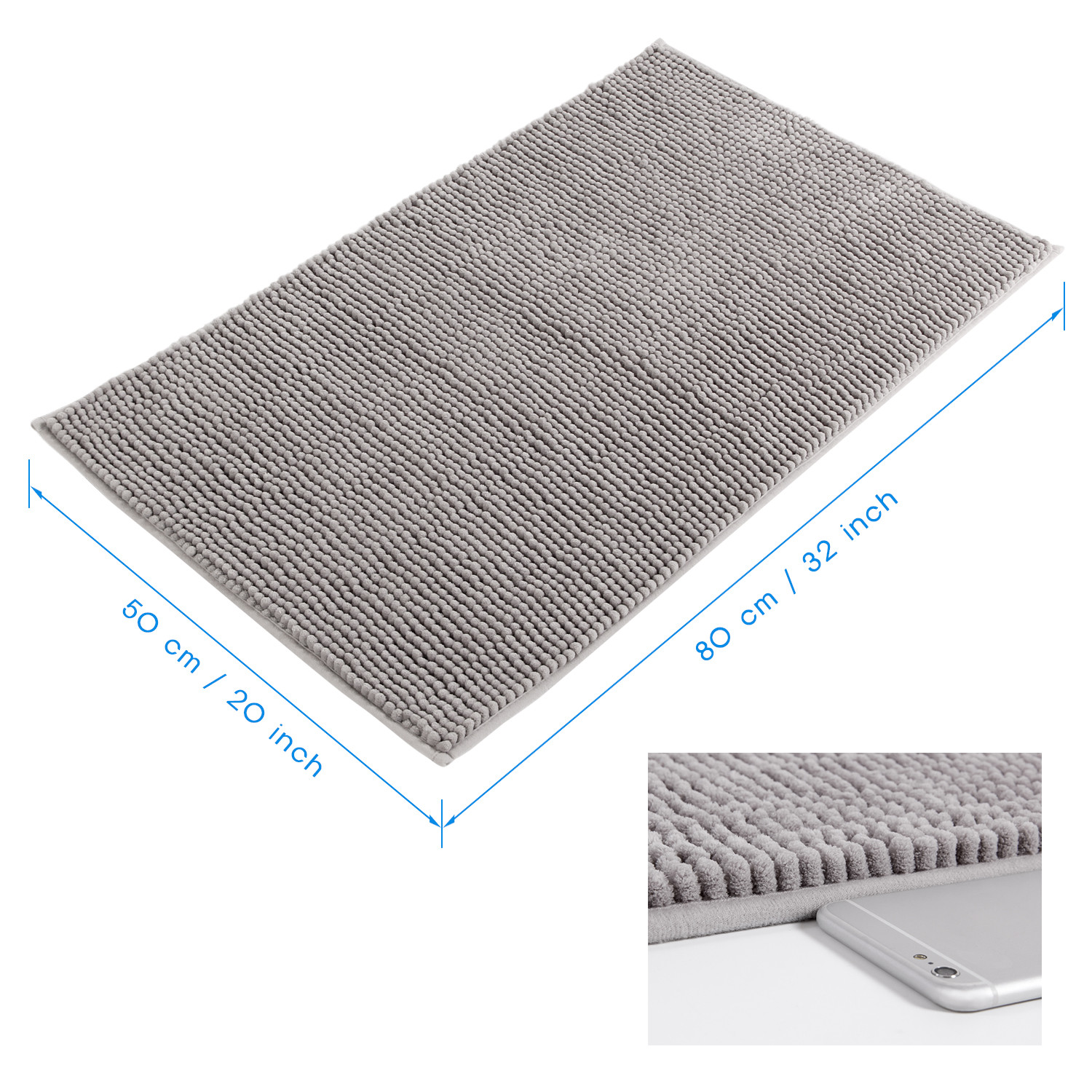 mat free shipping rug today overstock shower bedding product mohawk home bath spa floor mats