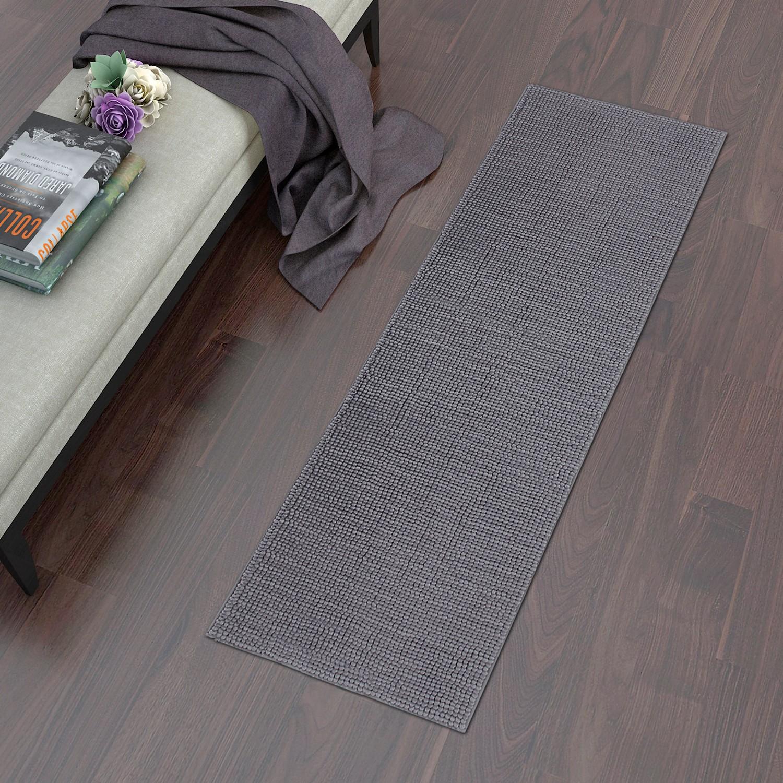 Tapis Magique Salle De Bain Gifi ~ lifewit tapis 160 x 50 cm absorbant antid rapant en microfibre grand