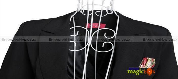 Fashion OL Slim Fit Suit Top Coat White Black New WSUIT031