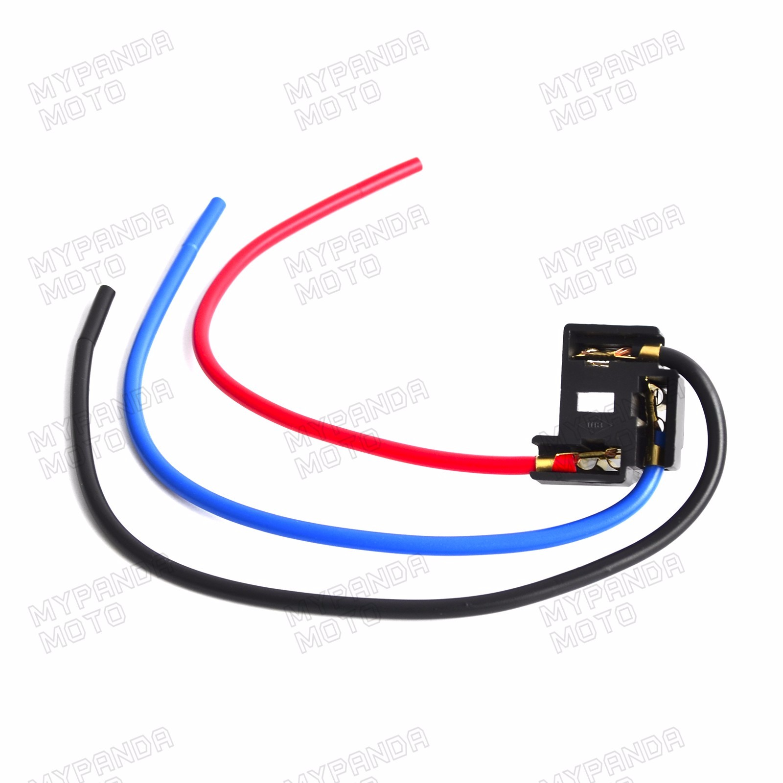 2 Pcs H4 Female Headlight Connector Pigtail Plug Wire Harness Socket Wiring Of The Sockets Bulb