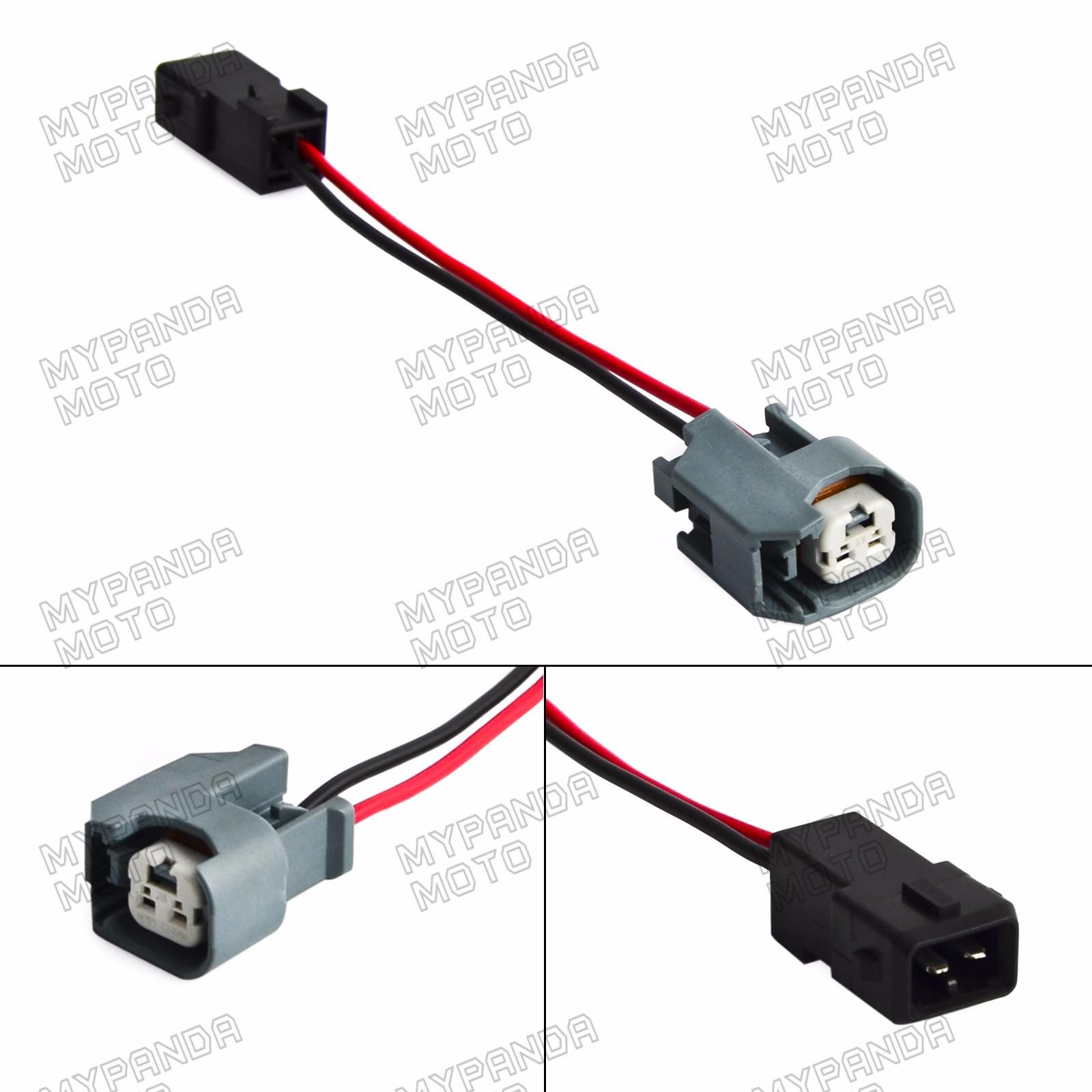 8-LS1 LS6 LT1 EV1 Engine Wire Harness to LS2 LS3 LS7 EV6 Injector Adapter  Fuel