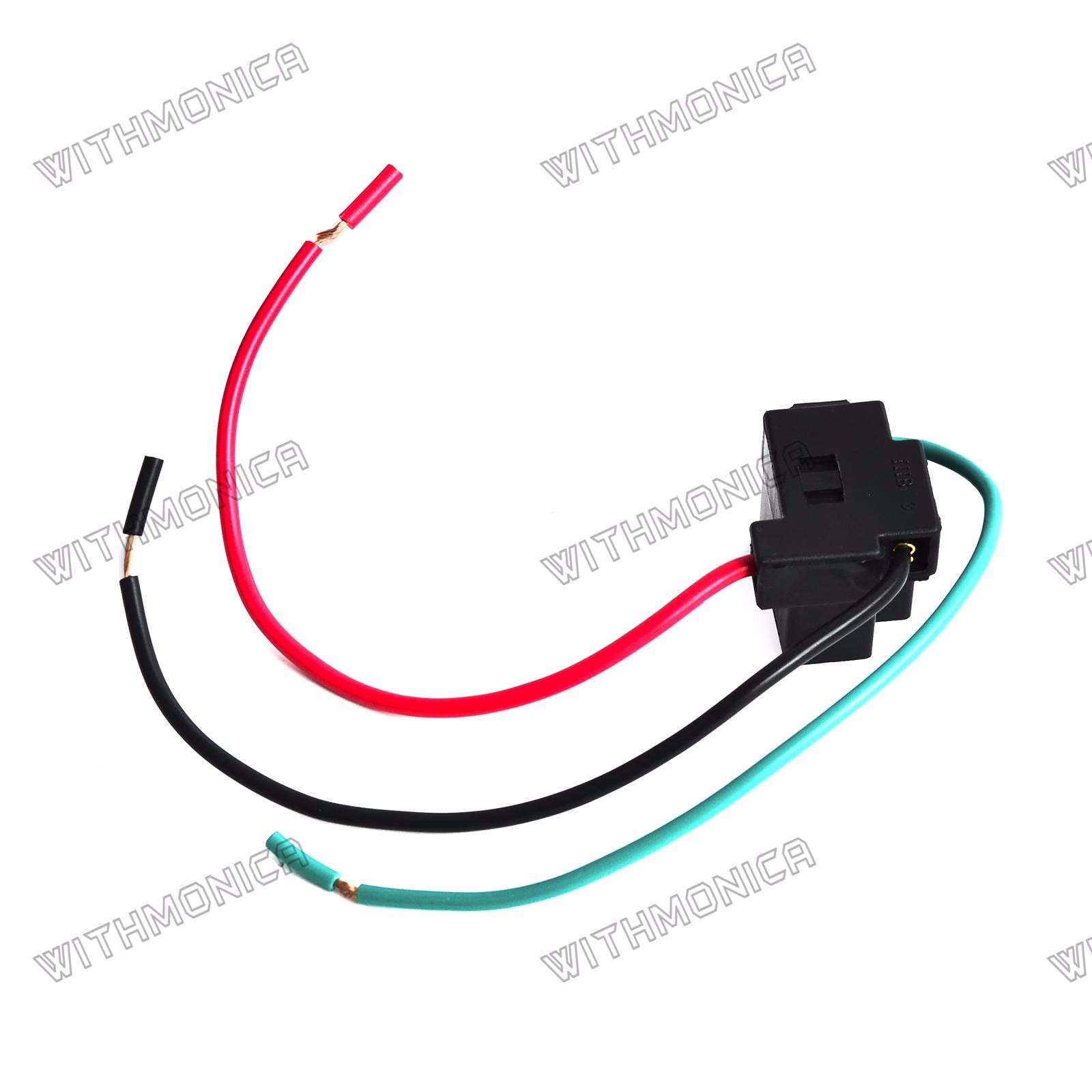 1 Pair H4 Female Adapter Wiring Harness Socket Headlight Connector Diagram Pigtail Plug