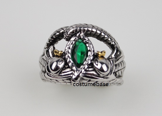 Stainless Steel Barahir Ring The Lord Of The Rings Lotr