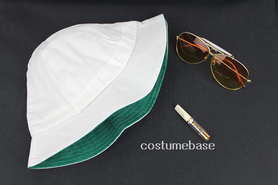0329c507e3 Fear and Loathing in Las Vegas Costume Hunter Thompson Hat + Holder ...
