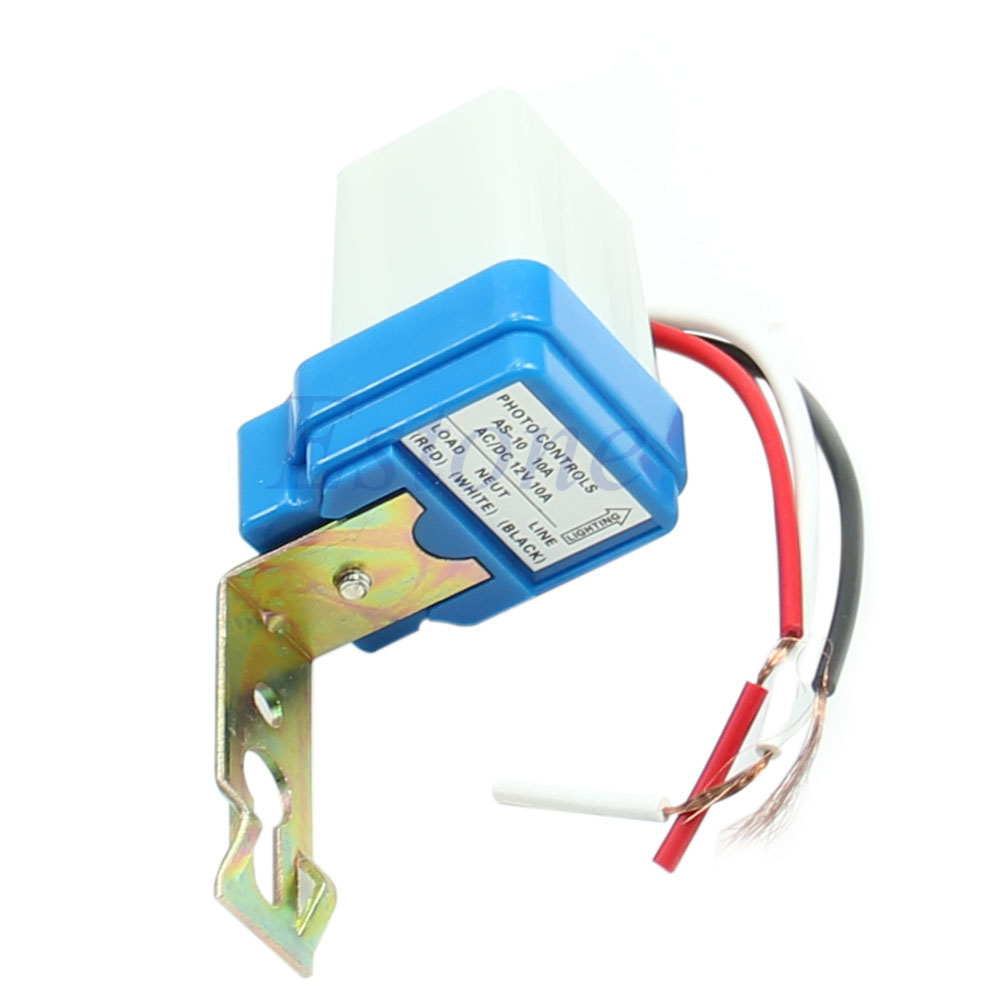 12v Photocell Wiring Reinvent Your Diagram 220v Images Gallery