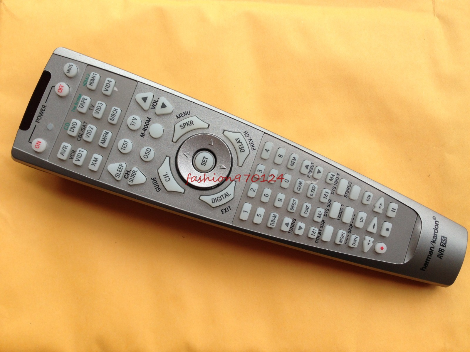 Harman Kardon Universal Remote Related Keywords & Suggestions