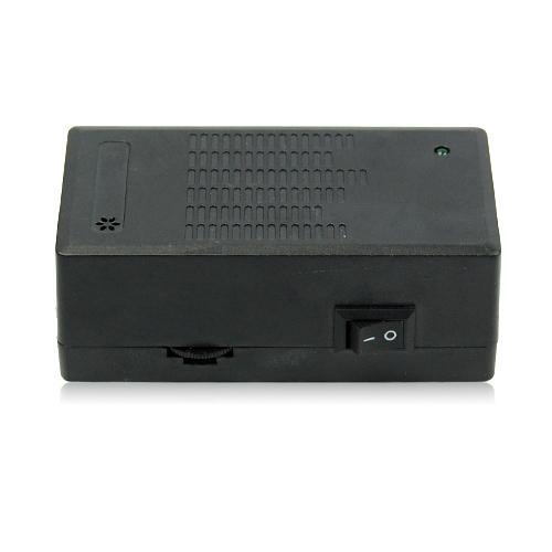 90x10cm Car Music Rhythm Flash LED Lamp Light Sticker Sound Activated Equalizer