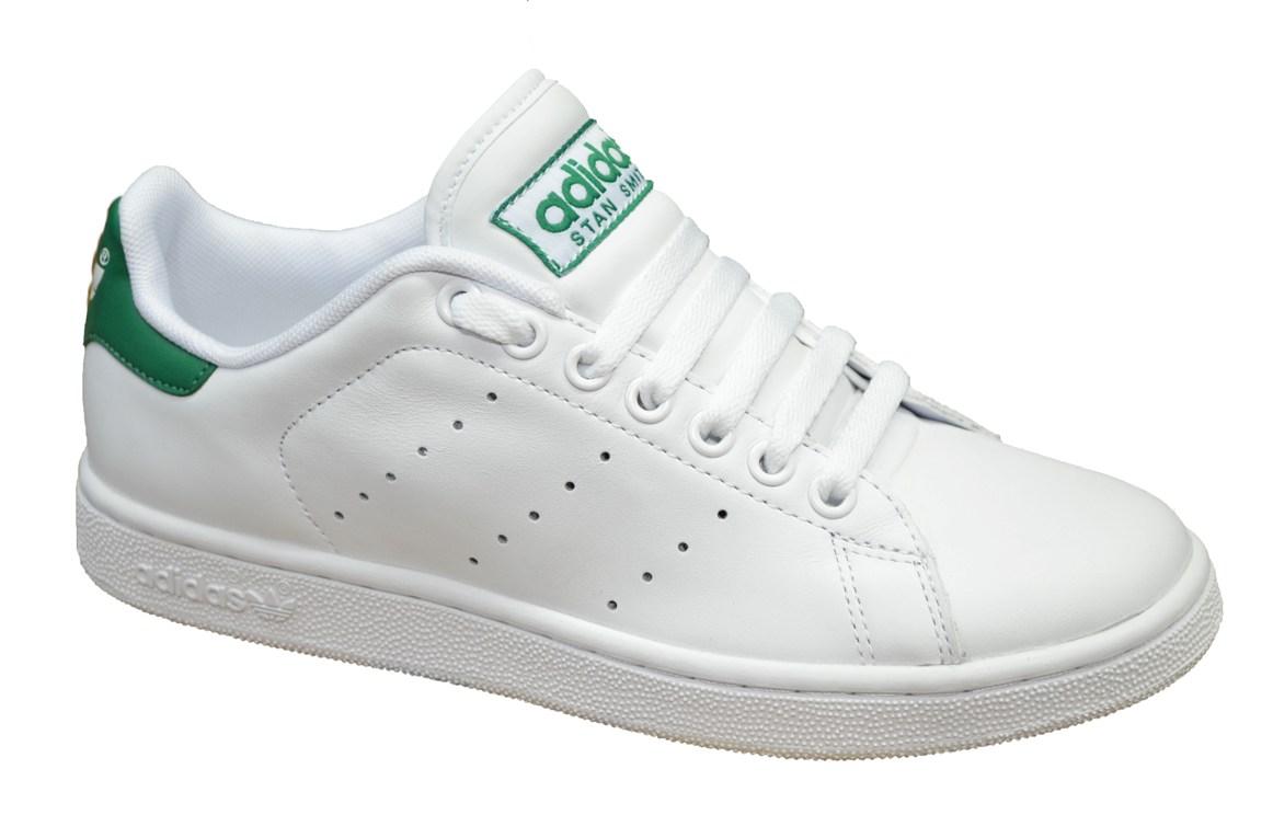 7d388852b9f38 ... germany image is loading adidas stan smith 2 original white green n25  98da8 74c98
