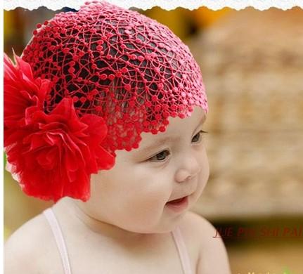 Candy Colour Baby Girl Toddler Flower Headband Headwear Soft Various Cute Style