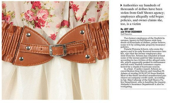 Women Chiffon Floral Bowtie Tunic Tulle Mini Dress Korean Fashion DR17