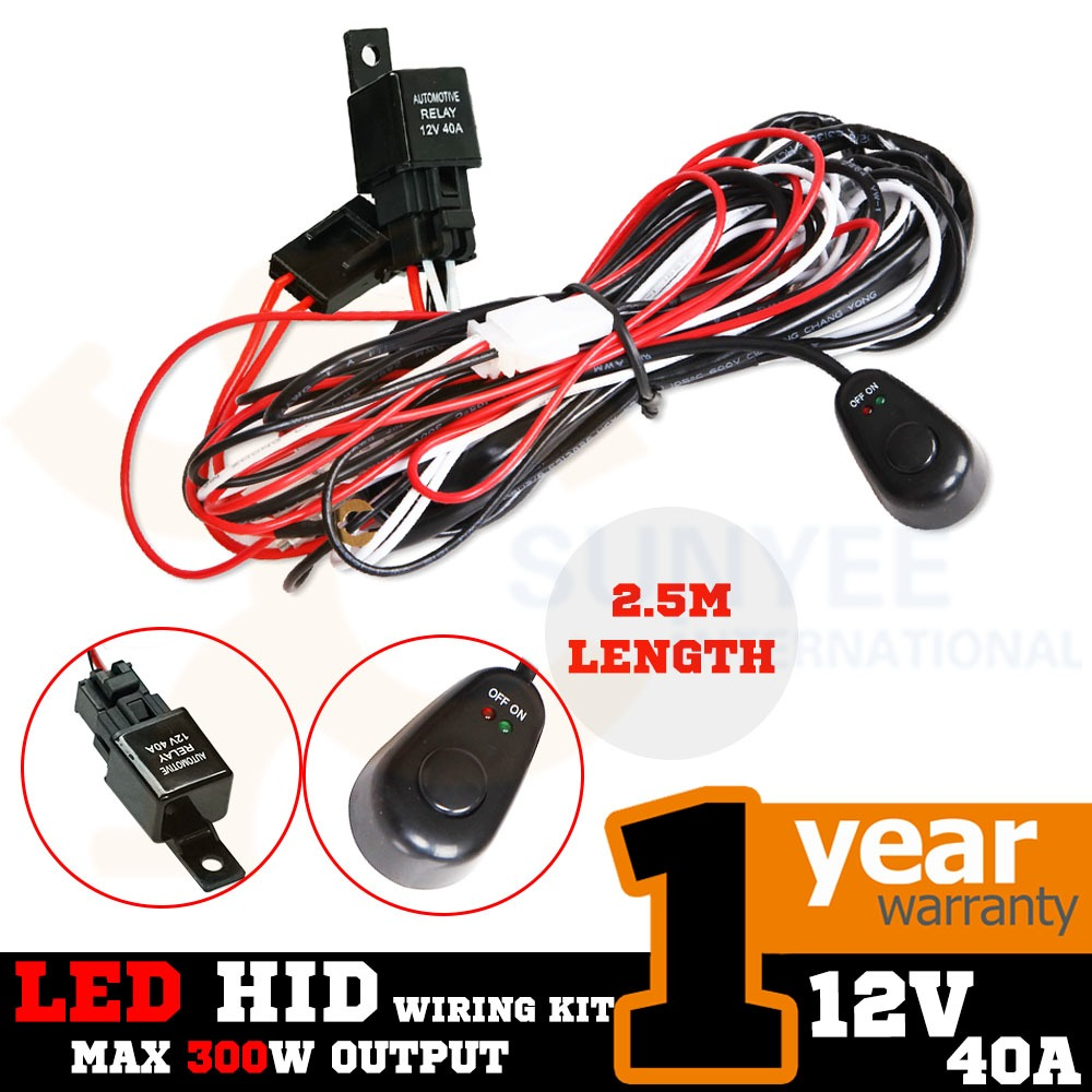 simple wiring diagram for light bar simple image led driving light bar wiring diagram diagram on simple wiring diagram for light bar