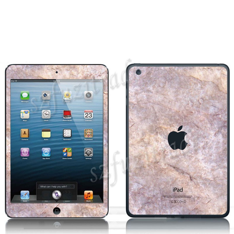 Fashion Front Back Protector Cover Decal Sticker For Apple