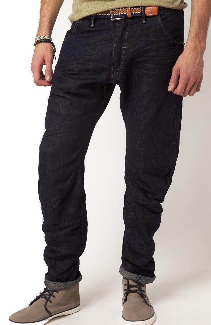 11d275f345d Details about G Star RAW RE ARC 3D Loose Tapered Jean in Loch Denim, Size  W31/L32 $370