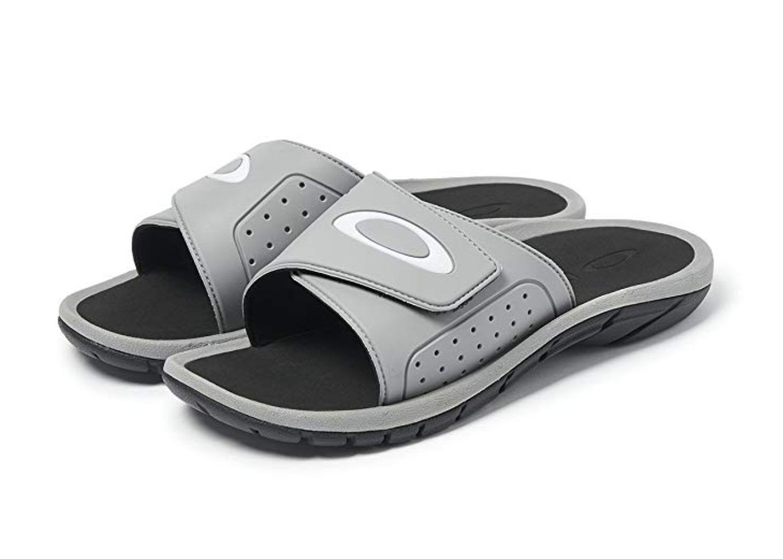 61a722ac4c Details about Oakley Men s Supercoil Slide Sandals