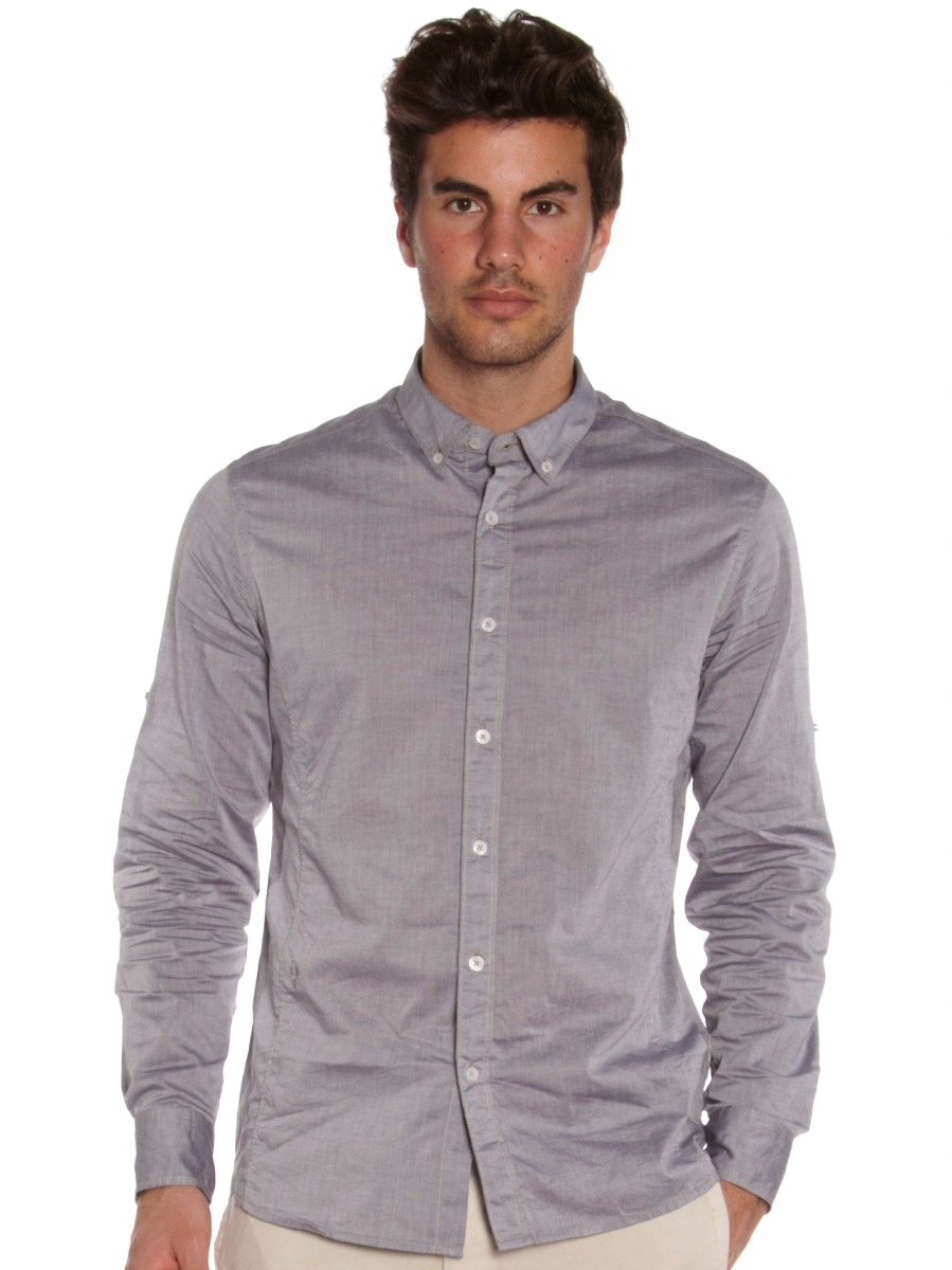 cc8de90fe5 Details about G Star RAW RADAR Lakewood Roll-Up Shirt L S in Myrtle Empire  Chambray