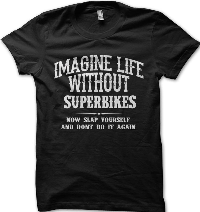 I LOVE MY girlfriend CBR 1100 XX Tuning super Blackbird Biker T-Shirt Zubehör