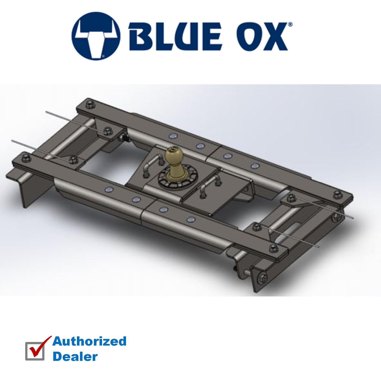 Blue ox 2020