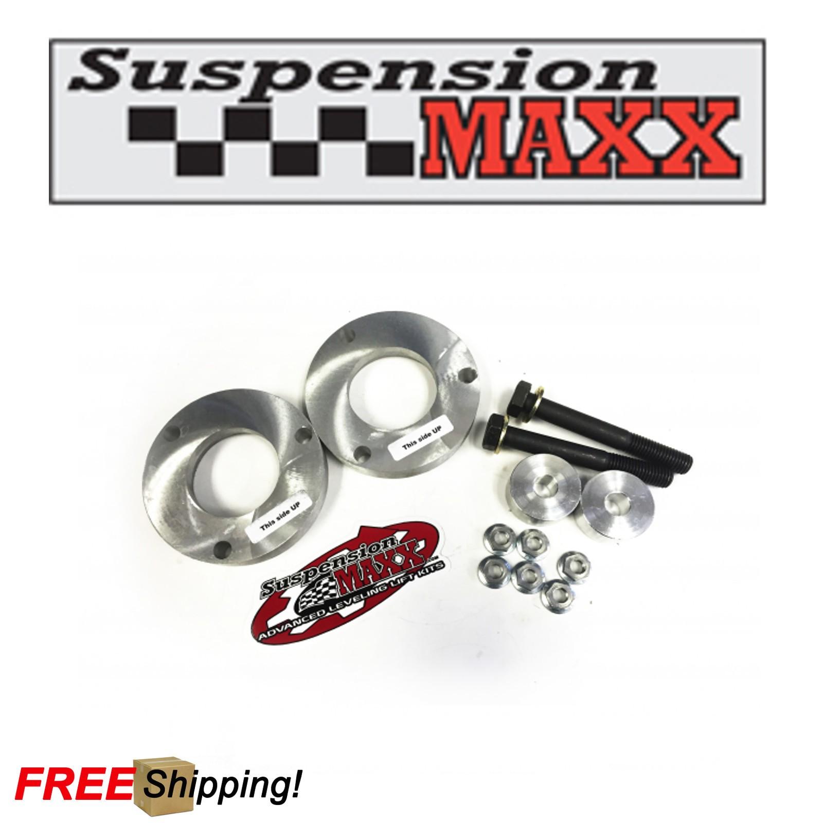 "Suspension Maxx MAXXStak 1.5/"" Front Level Kit For 2002-2009 GMC Envoy 2WD 4WD"