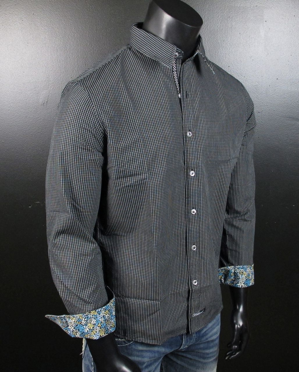 New Scott Weiland Fender English Laundry Shirt Binchester