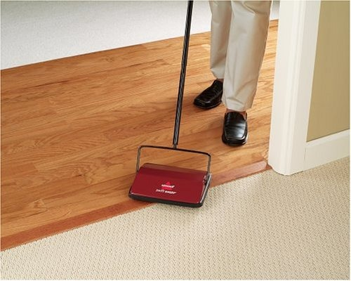Bissell Hotel Restaurant Swift Sweep Sweeper Cordless