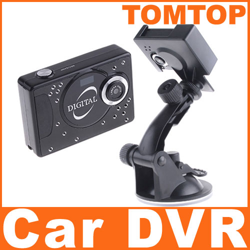 Mini Car DVR Motion Detection Video Recorder Camera