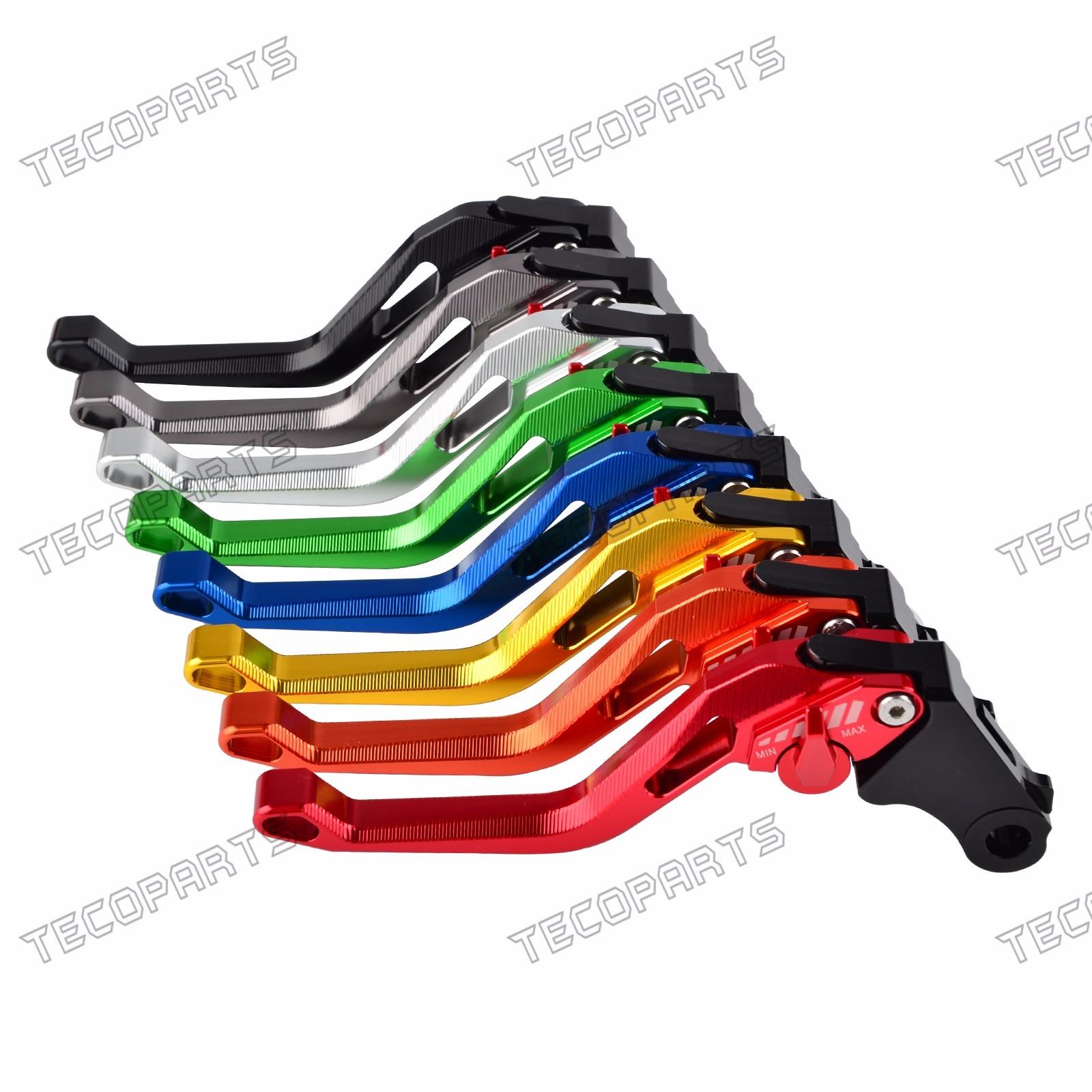 Short 3D CNC Brake Clutch levers for Yamaha XT600 ZE Tenere 87-92 XT660R//X 04-16