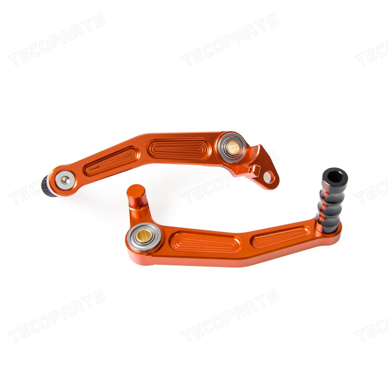CNC OrangeClutch Gear Pedal Lever for KTM 125 200 390 Duke//RC
