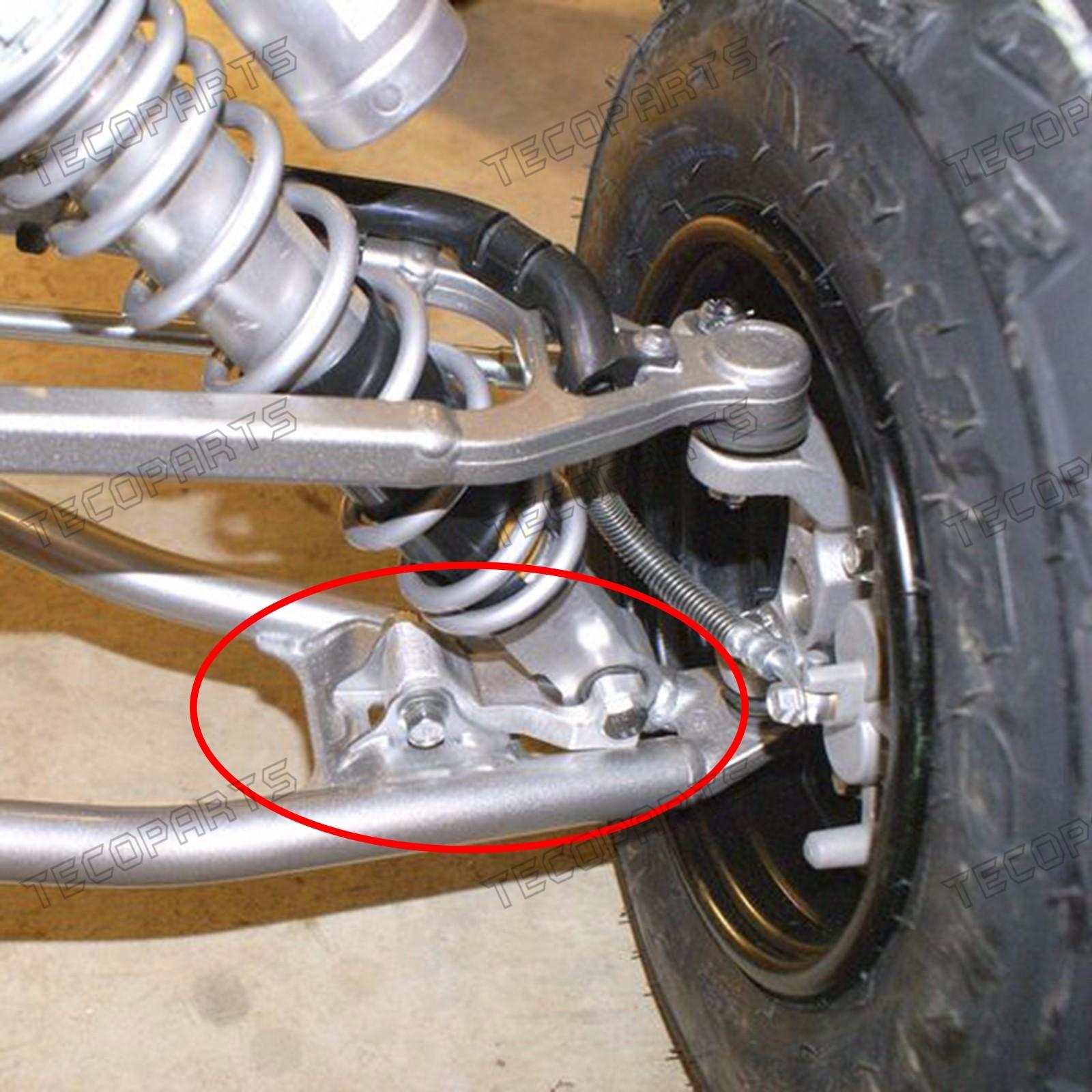 Atv Cnc 3 5 Quot Front Lowering Kit For Honda Trx400ex 450r