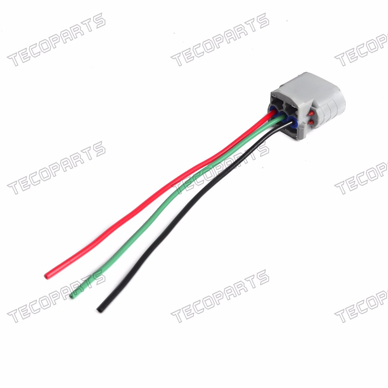 Harness Connector Nissan Buzzer Data Schema Wiring Diagram Nv Alternator Repair Plug 3 Wire Fit Radio Wires For