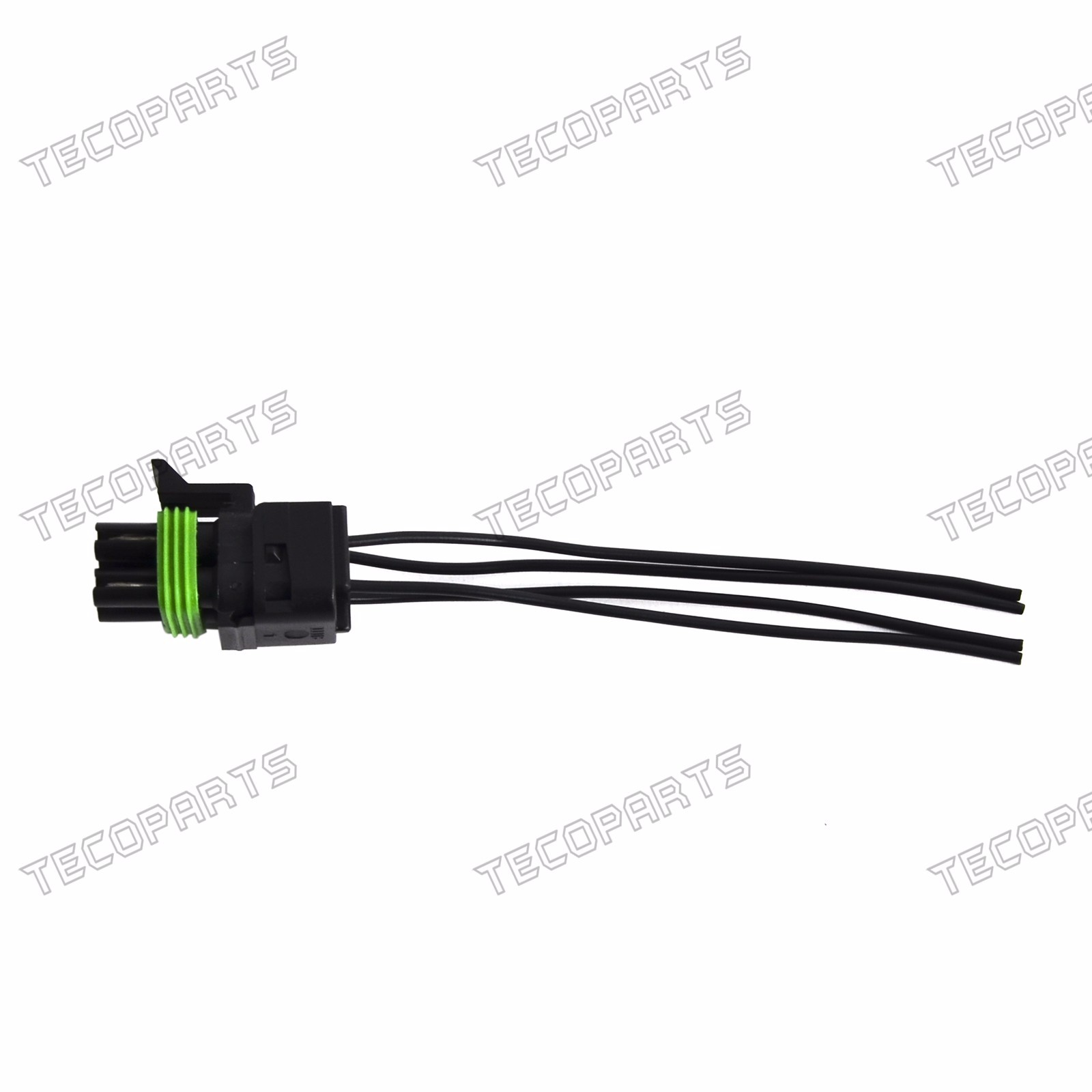 Idle Air Control Valve Harness Connector Repair Pigtail IAC for GM 85-95 4  Way
