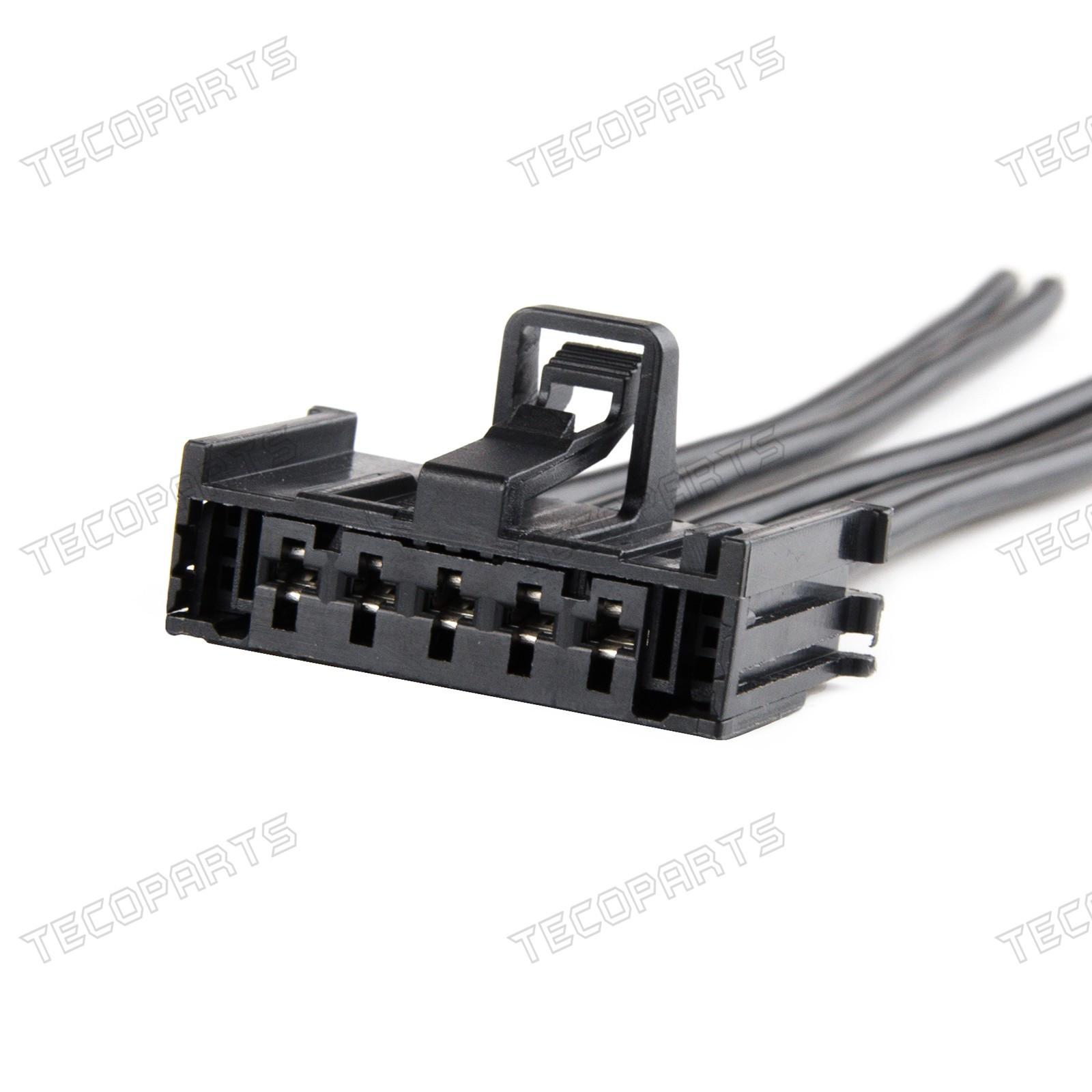 Heater Resister Wiring Loom Repair Plug For Alfa Romeo Fiat Opel Vauxhall