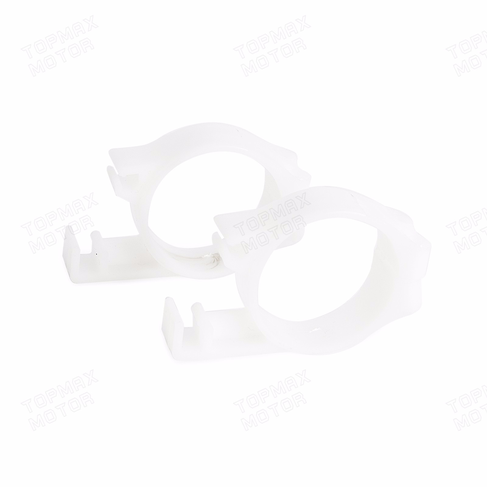Front Plastic Fork Cover Guide Fits Kawasaki KDX250 1991