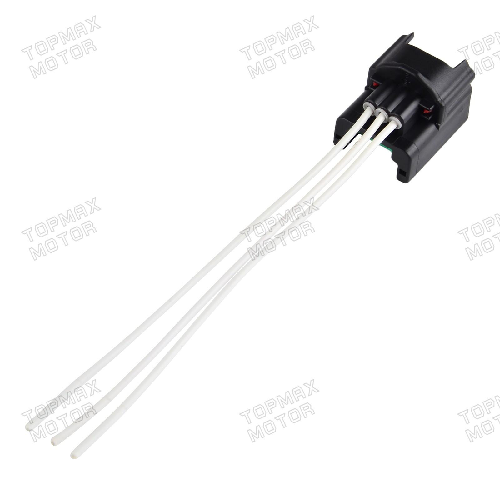 Camshaft Position Sensor Connector Plug Harness For Nissan 35l V6 Cam Wiring Vq35de New