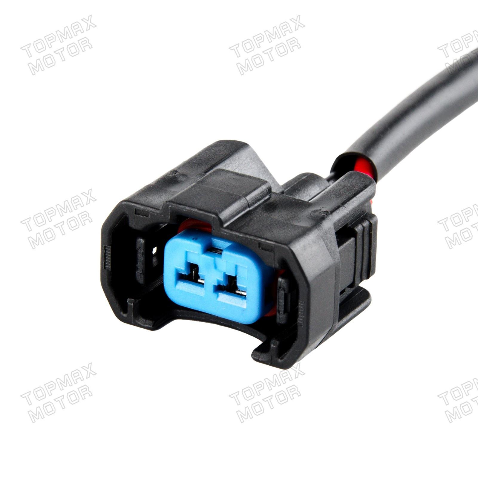 4x Obd0 Obd1 To Obd2 Fuel Injector Conversion Jumper Harness Adapter Plug