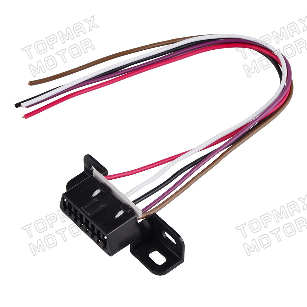 Lt1 Obdii Obd2 Wiring Harness Connector Pigtail For Gm Camaro Firebird 1996 1998