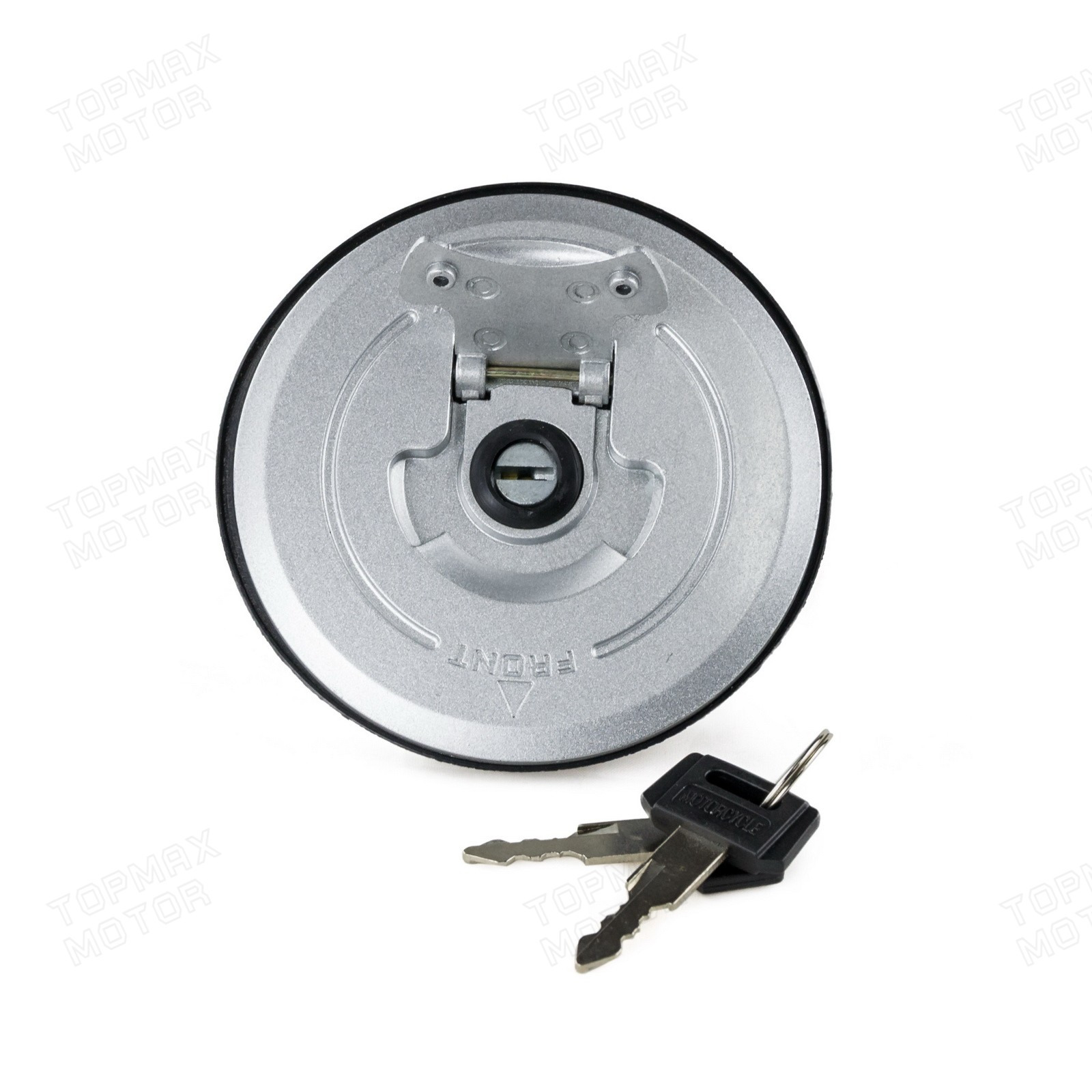 Fuel Gas Tank Cap Cover With Lock For Honda NS50F 1990