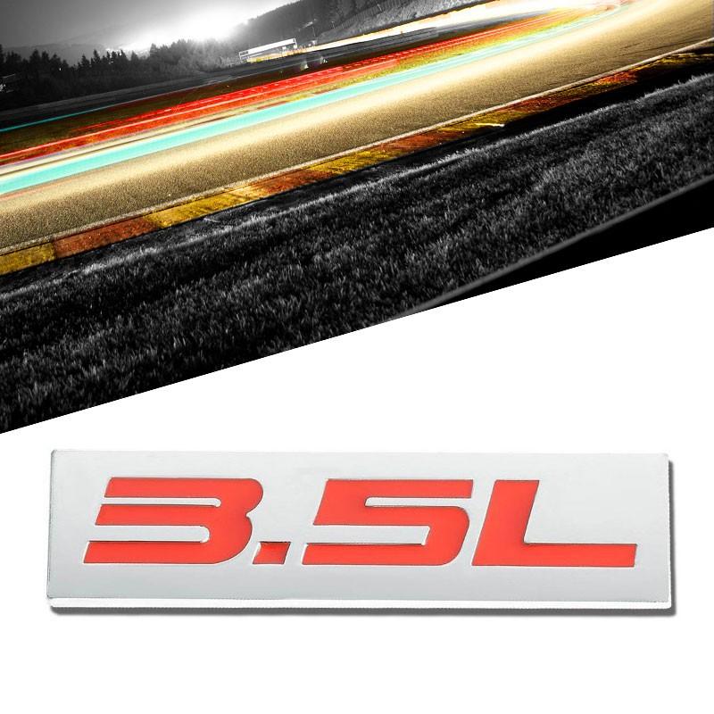 Black//Chrome Off Road Letter Sign Sport Motor Trunk Polished Badge Decal Emblem