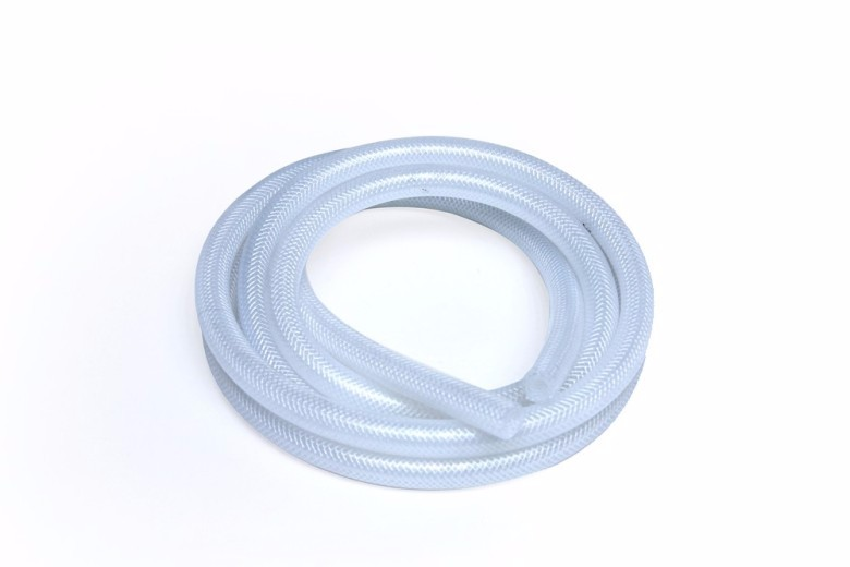 HPS 6mm High Temp Clear Silicone Vacuum Hose x 5 Feet
