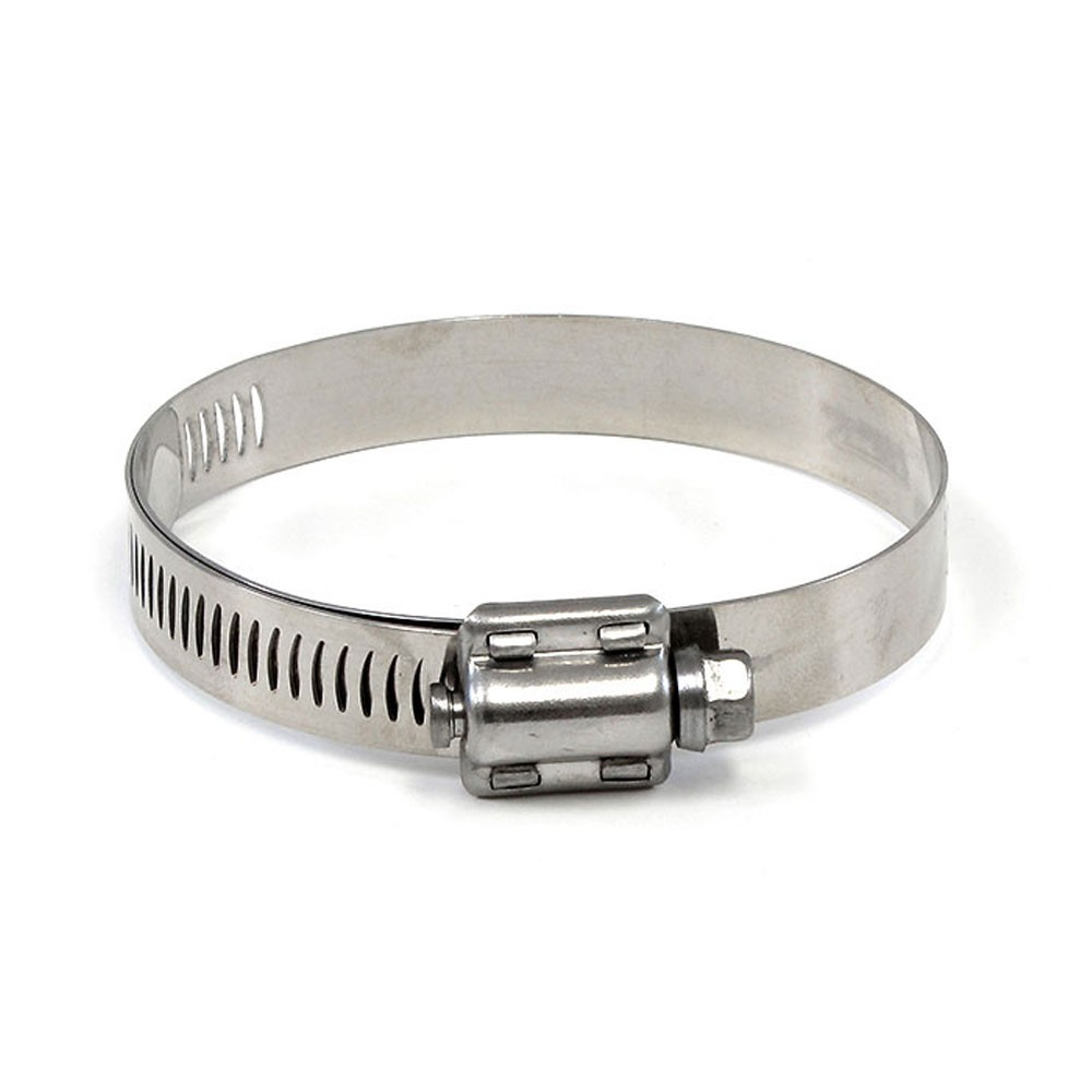 10x HPS 105-127mm Stainless Steel Worm Gear Liner Clamp For 102mm-114mm ID Hose