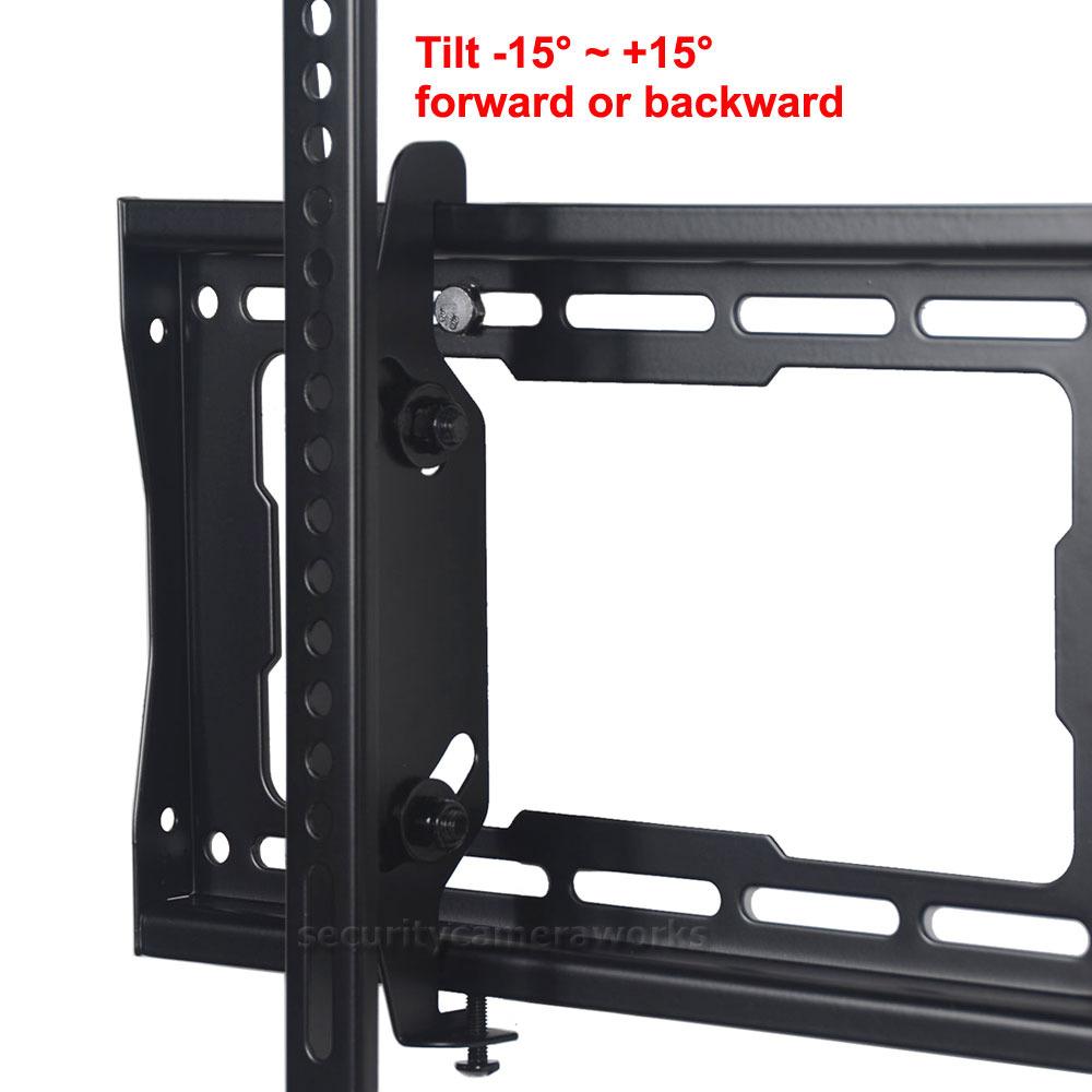Tilt Tv Wall Mount Led Lcd Plasma For Lg 32 42 47 48 50 55