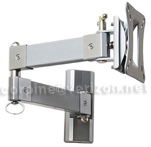 Full Motion Swivel Tilt Extend Led Tv Monitor Wall Mount