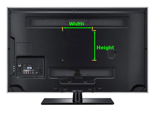 dual monitor wall mount review find mounting holes measure width height if data work perfect arm long flat screen best buy
