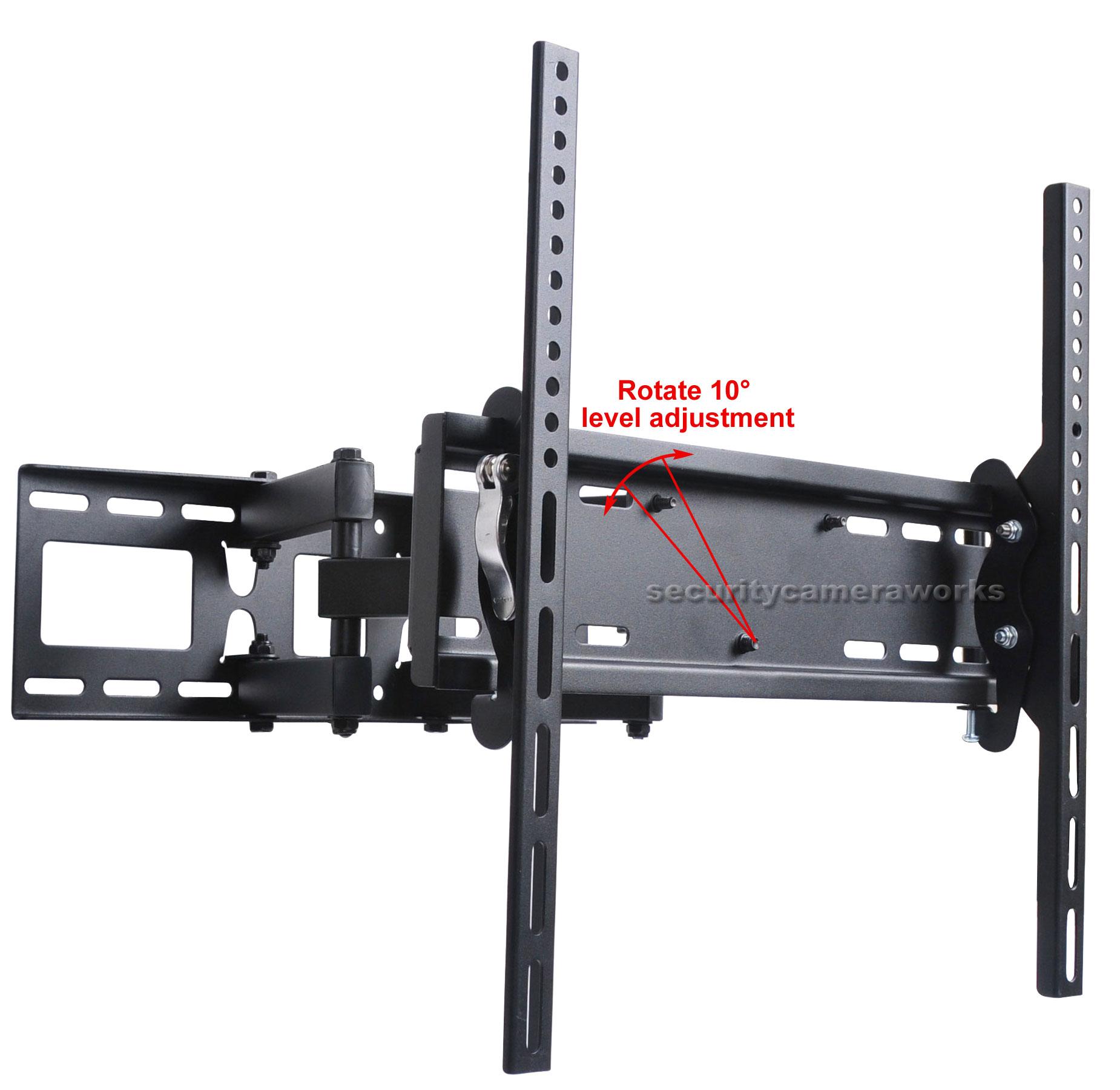 Full Motion Led Plasma Tv Wall Mount For 32 40 42 50 55