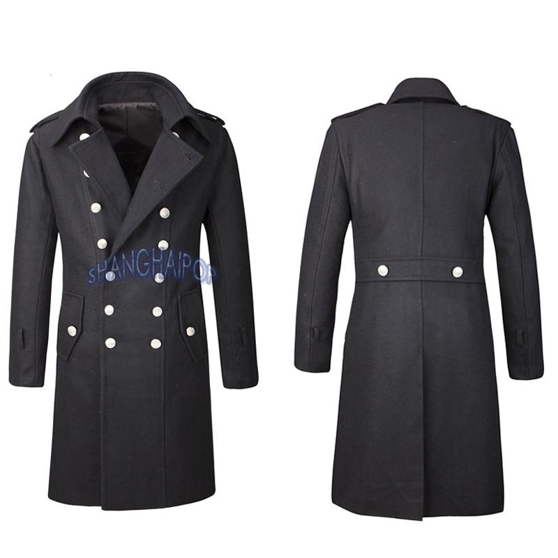 Usmc overcoat
